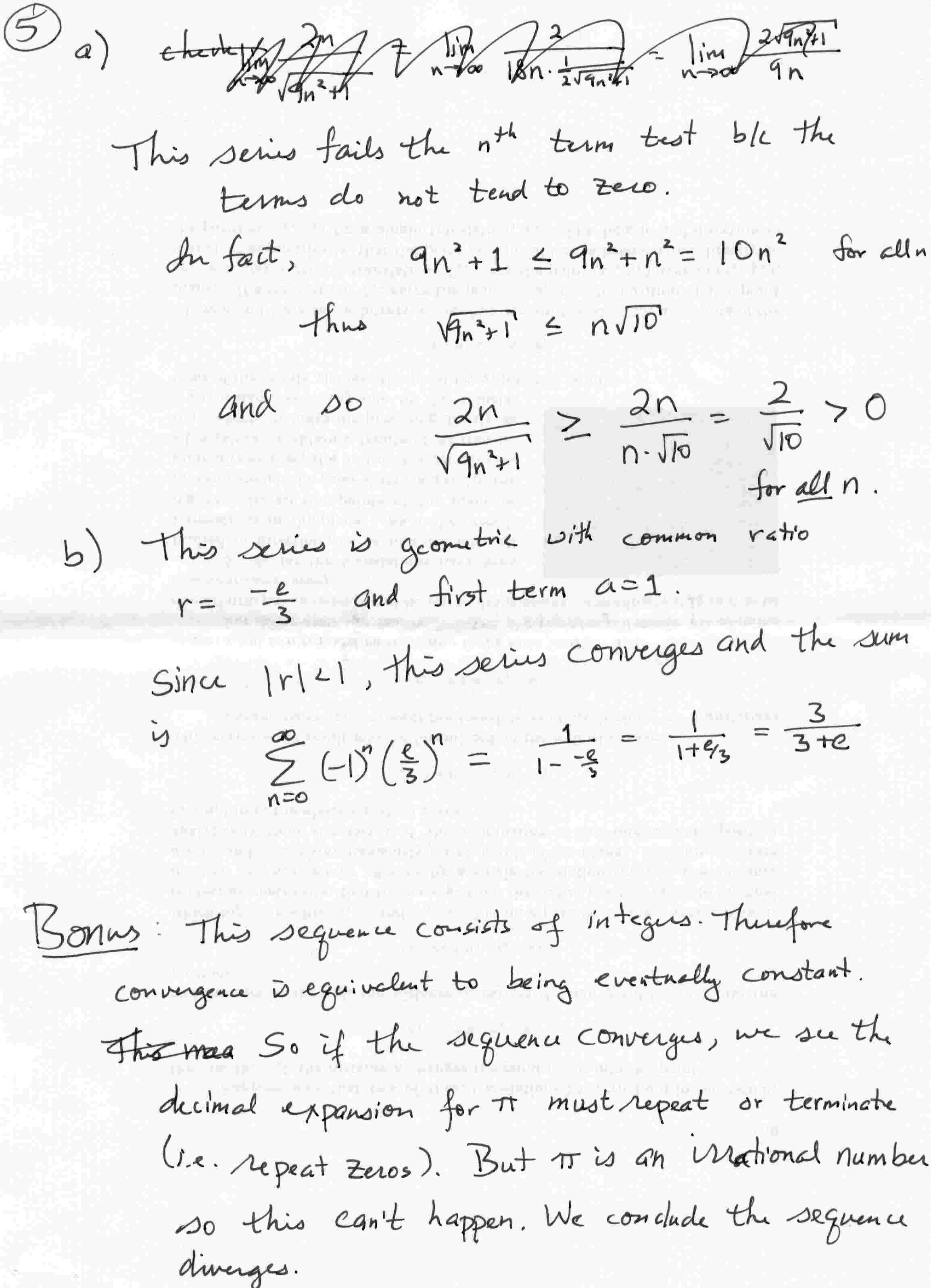 Math 102 sections 002 and 003, Spring 2004